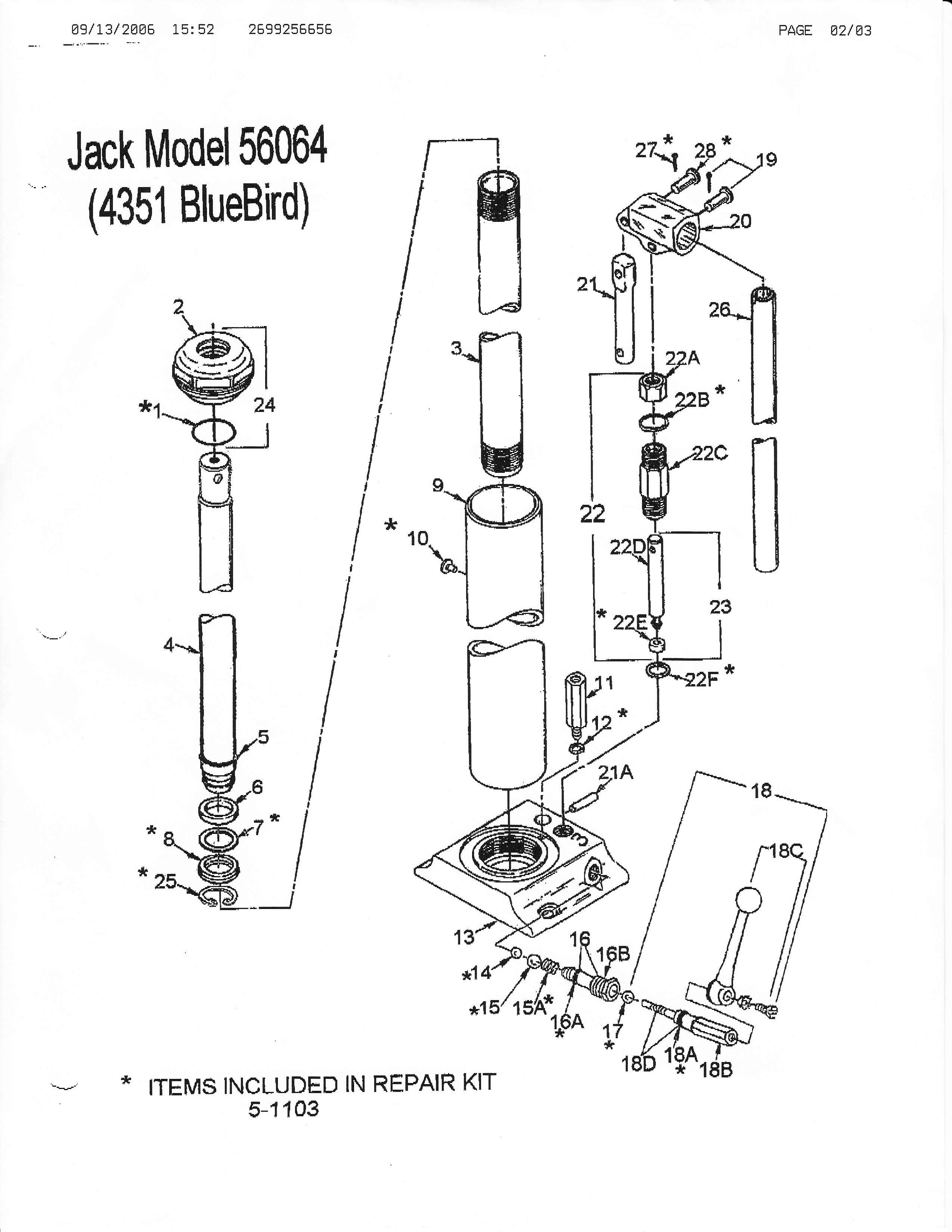 Hydraulic Jack Diagram Giftsforsubs
